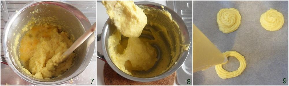 Bignè senza glutine ricetta pasta choux il chicco di mais 3
