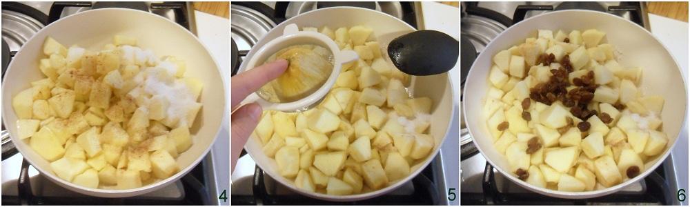 Crumble di mele ricetta dolce inglese il chicco di mais 2