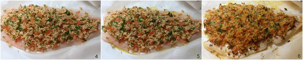 Filetto di pesce gratinato ricetta light il chicco di mais 2