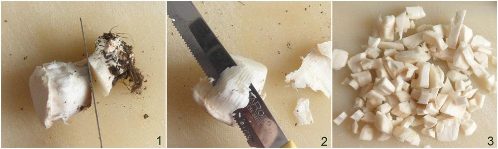 Funghi ripieni con salsiccia ricetta facile il chicco di mais 1