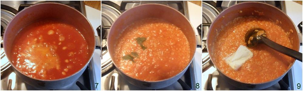 Sformato di riso al pomodoro e formaggio ricetta primo il chicco di mais 3