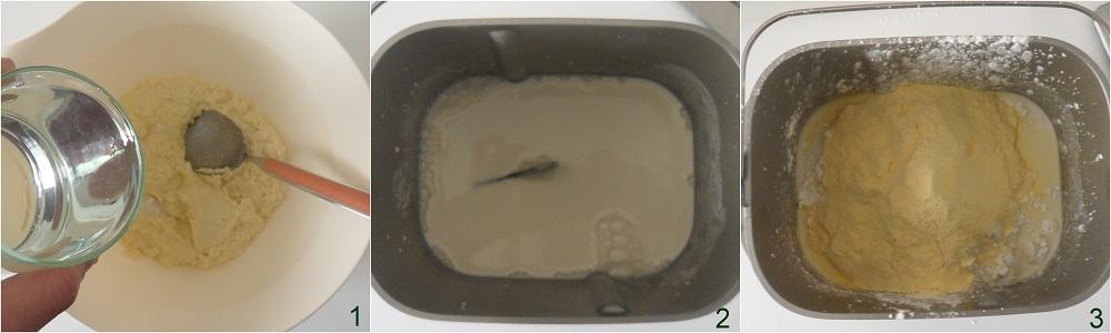 Pane di mais senza glutine ricetta con LM il chicco di mais 1
