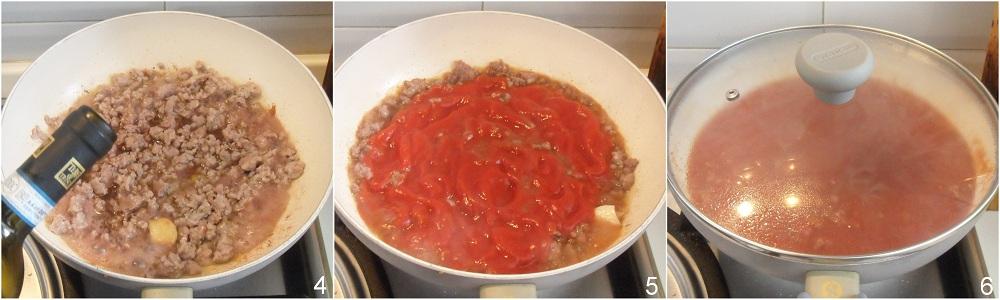 Pasta al forno con ragù di salsiccia ricetta primo il chicco di mais 2