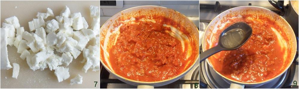 Pasta al forno con ragù di salsiccia ricetta primo il chicco di mais 3