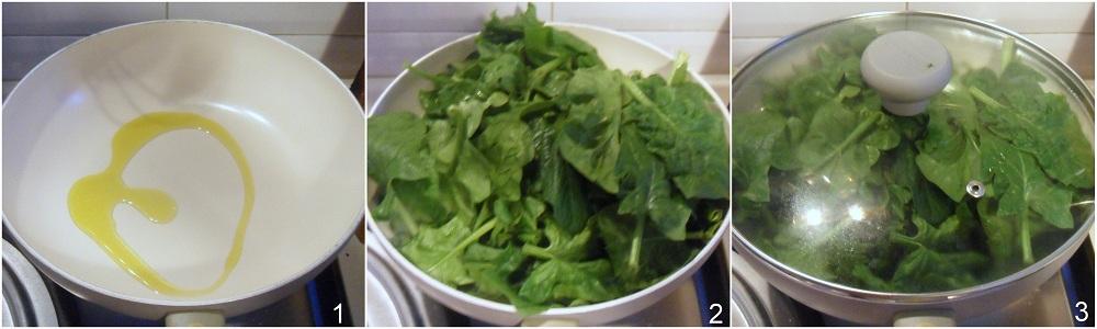 Cotolette di pollo e spinaci ricetta secondo il chicco di mais 1