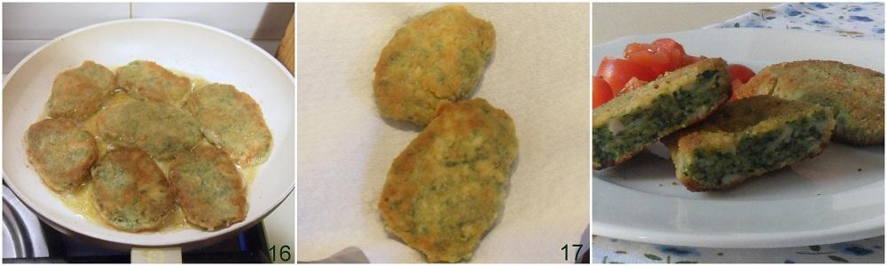 Spinacine fatte in casa ricetta secondo il chicco di mais 6