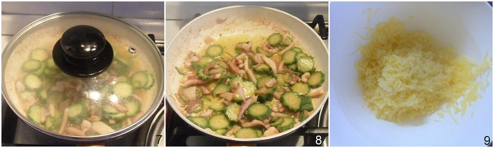 Calamari ripieni di verdure ricetta al forno il chicco di mais 3