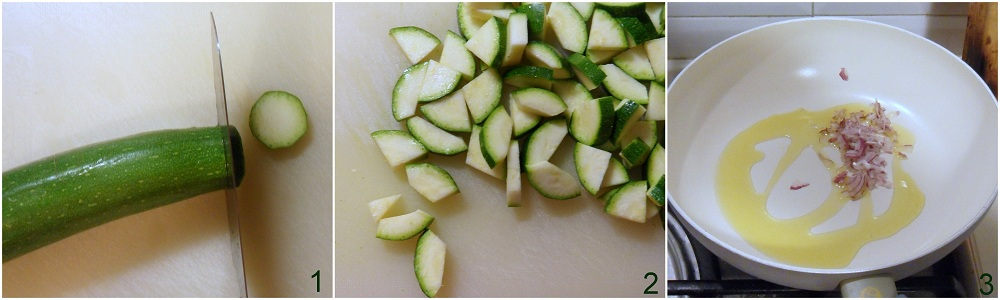 Caponata di zucchine ricetta contorno il chicco di mais 1