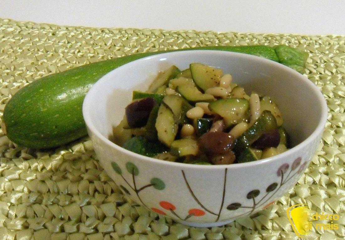 Ricette con zucchine facili e veloci il chicco di mais caponata di zucchine