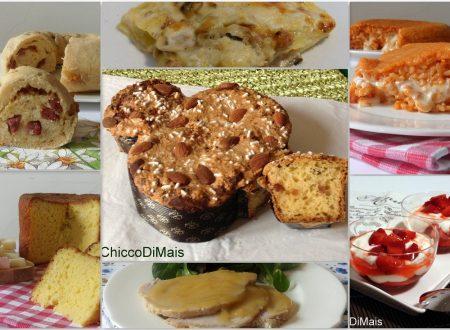 Menu di Pasqua 2014: ricette per il pranzo di Pasqua