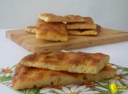 Pizza bianca senza glutine (ricetta facile)