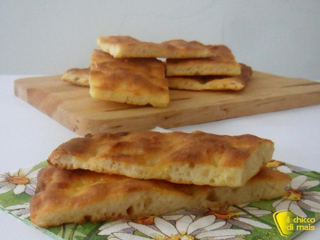 Pizza bianca senza glutine ricetta facile il chicco di mais