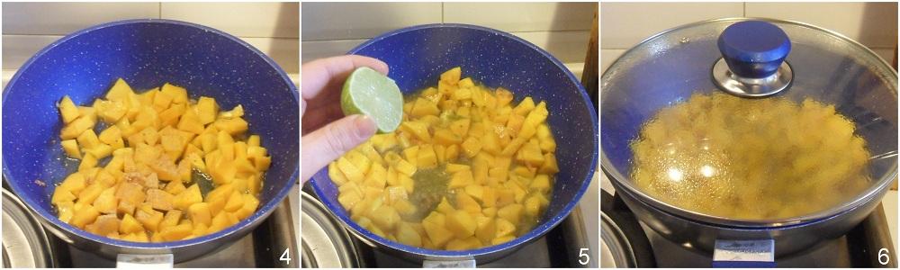 Pollo al mango e lime ricetta esotica il chicco di mais 2