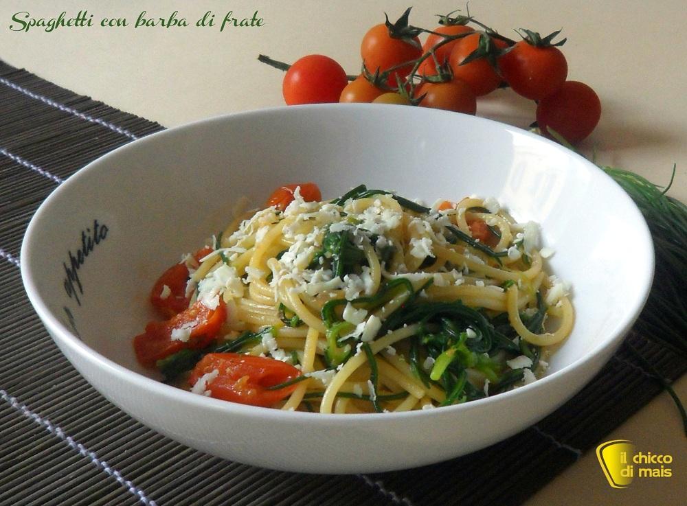 Spaghetti con barba di frate_Chiccodimais