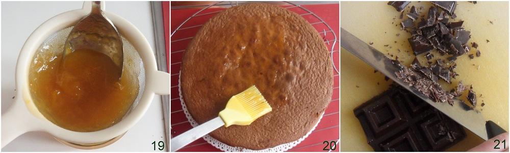 Torta Sacher ricetta dolce il chicco di mais 7