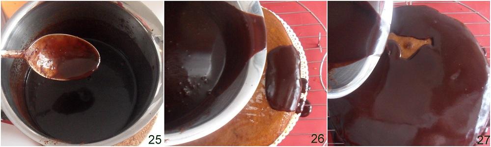 Torta Sacher ricetta dolce il chicco di mais 9