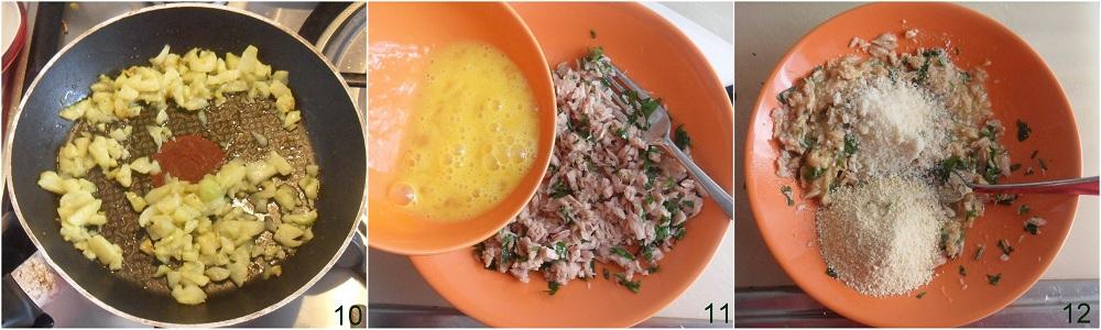 Zucchine ripiene di tonno ricetta secondo il chicco di mais 4