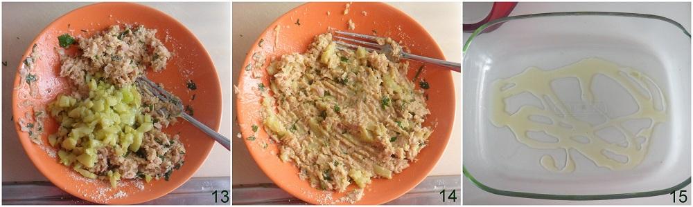 Zucchine ripiene di tonno ricetta secondo il chicco di mais 5