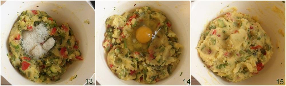 Polpettone di verdure ricetta vegetariana il chicco di mais 5