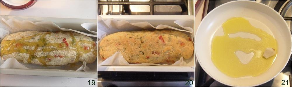 Polpettone di verdure ricetta vegetariana il chicco di mais 7