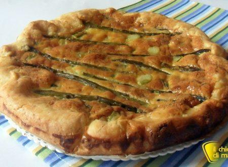 Quiche agli asparagi (ricetta torta salata)