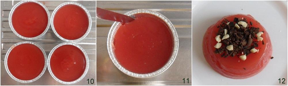 Gelo di mellone gelatina di anguria il chicco di mais 4