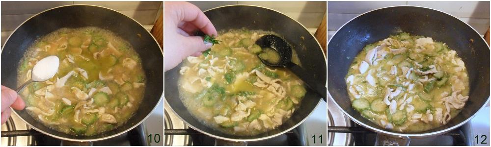 Pollo thai al latte di cocco ricetta etnica il chicco di mais 4