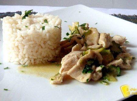 Pollo thai al latte di cocco (ricetta etnica)