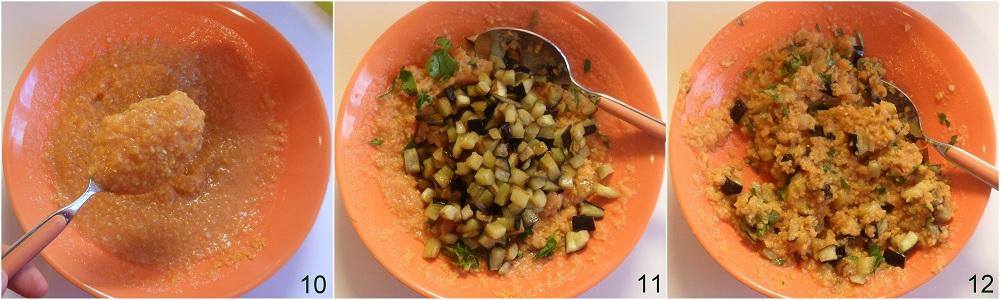 Pomodori ripieni di couscous ricetta piatto freddo il chicco di mais 4