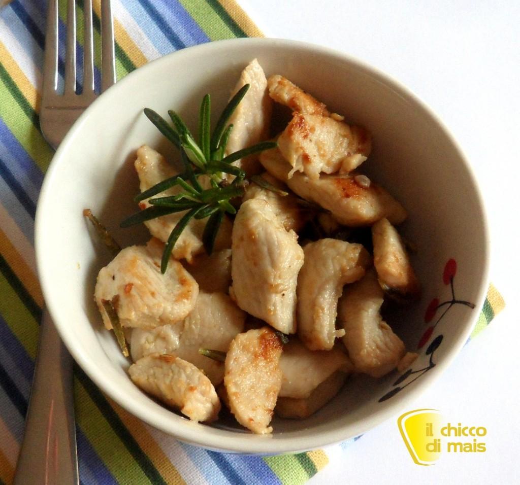 Spezzatino di pollo agli aromi ricetta facile il chicco di mais