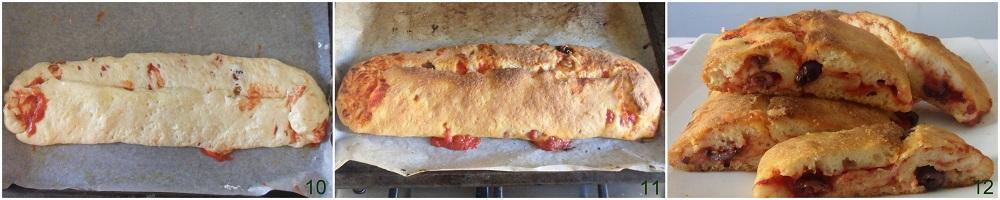 Strudel di pizza con olive ricetta buffet il chicco di mais 4