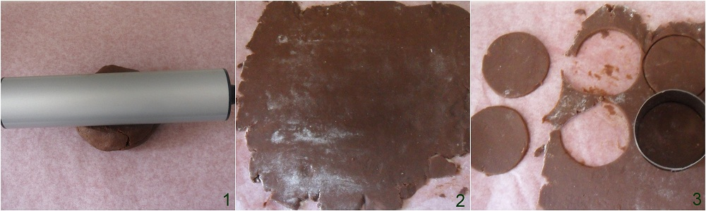 Biscotti ripieni di nutella ricetta simil Grisbì il chicco di mais 1