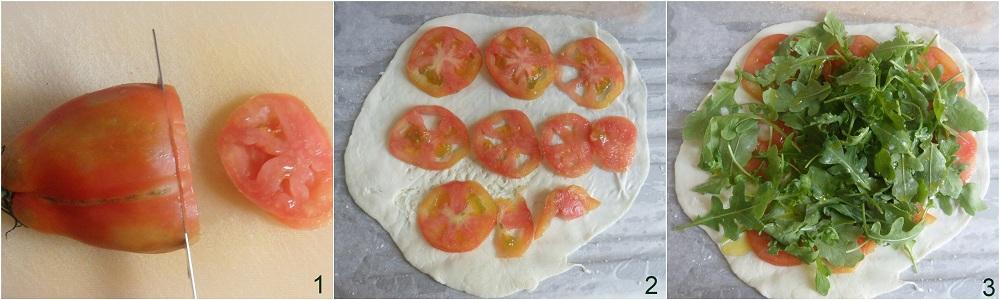 Rotolo di mozzarella tricolore ricetta piatto freddo il chicco di mais 1