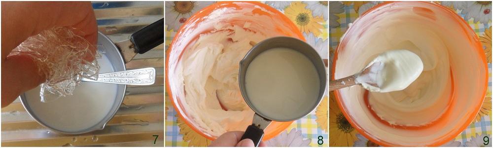 Cheesecake alle pesche ricetta estiva il chicco di mais 3