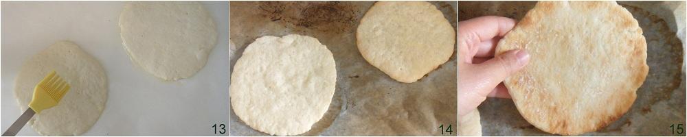 Pita senza glutine ricetta pane greco il chicco di mais 5