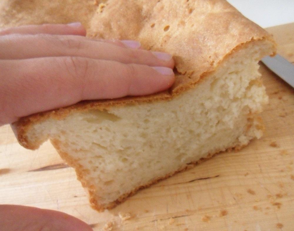 Pancarrè senza glutine morbido per tramezzini ricetta facile il chicco di mais