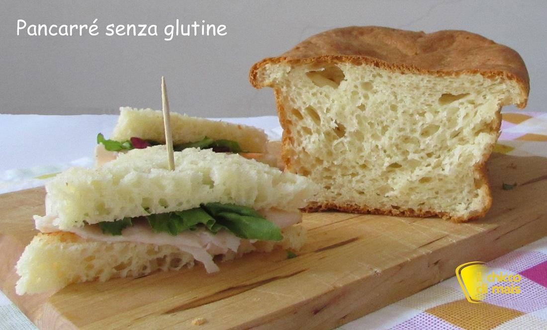 Pancarrè senza glutine