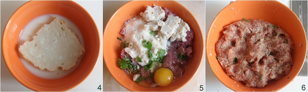 Peperoni ripieni di carne ricetta secondo il chicco di mais 2