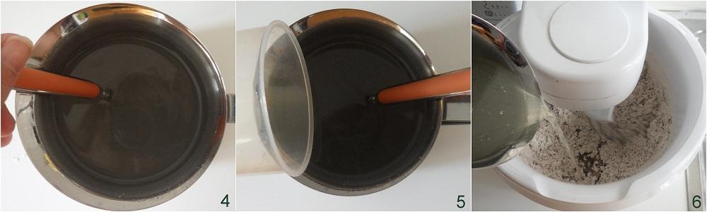 Torta all'acqua al cacao ricetta senza uova il chicco di mais 2