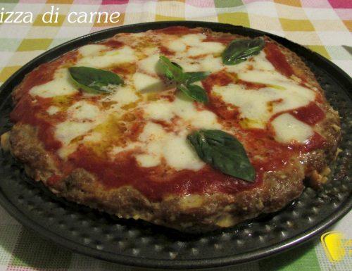Pizza di carne (ricetta secondo)