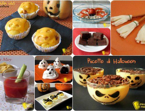 Ricette di Halloween dolci e salate