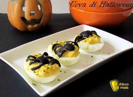 Uova di Halloween (ricetta facile)