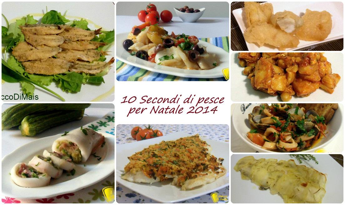 10 secondi di pesce per Natale 2014 ricette facili il chicco di mais