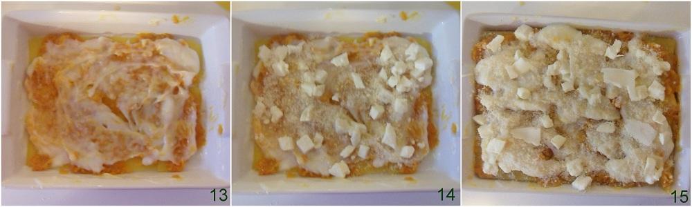 Lasagne alla zucca ricetta vegetariana il chicco di mais 5