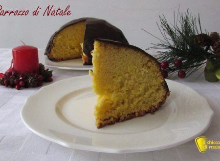 Parrozzo di Natale (ricetta abruzzese)