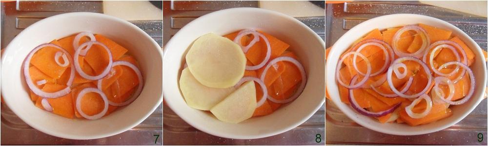 Teglia di zucca e patate al forno ricetta facile il chicco di mais 3