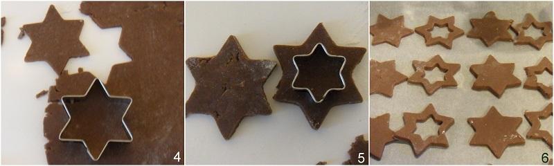 Biscotti natalizi a stella ricetta facile il chicco di mais 2