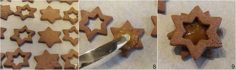Biscotti natalizi a stella ricetta facile il chicco di mais 3