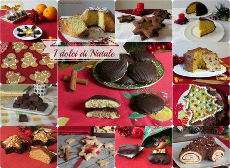 I dolci di Natale, ricette tipiche delle feste