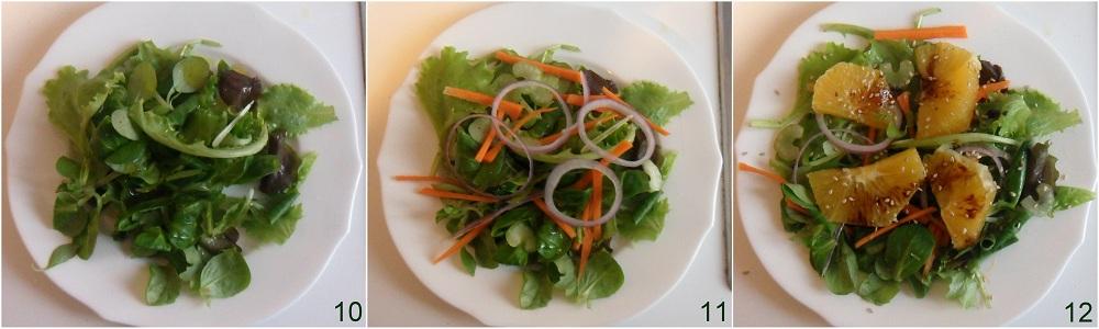 Insalata di arance al balsamico ricetta light il chicco di mais 4